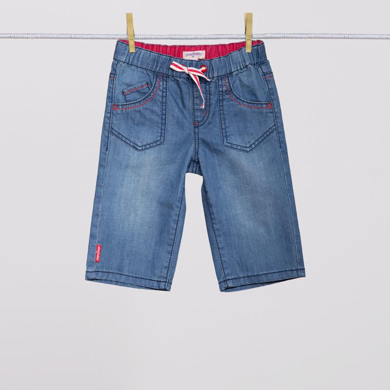 Бриджи джинсовые 151017