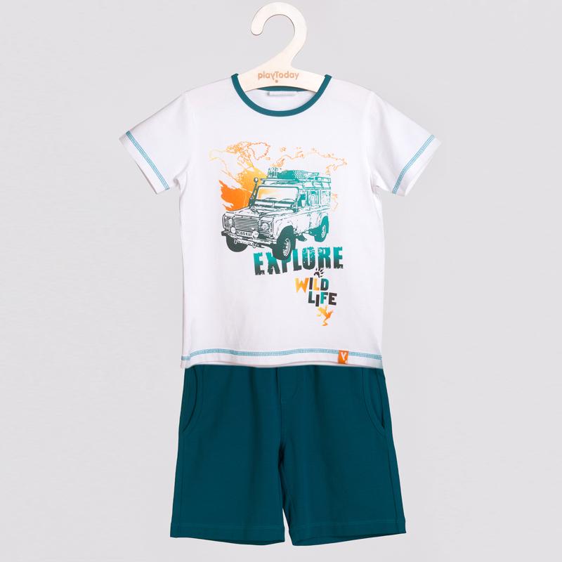 Комплект : футболка, шорты 151084