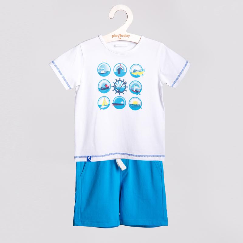 Комплект : футболка, шорты 151115