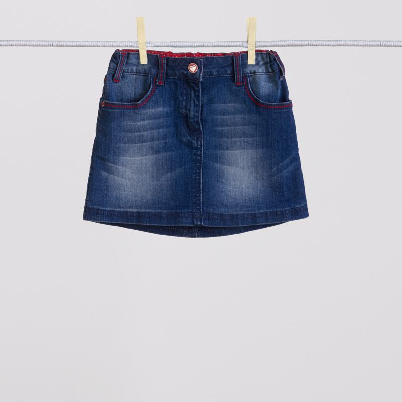 Юбка джинсовая 152058