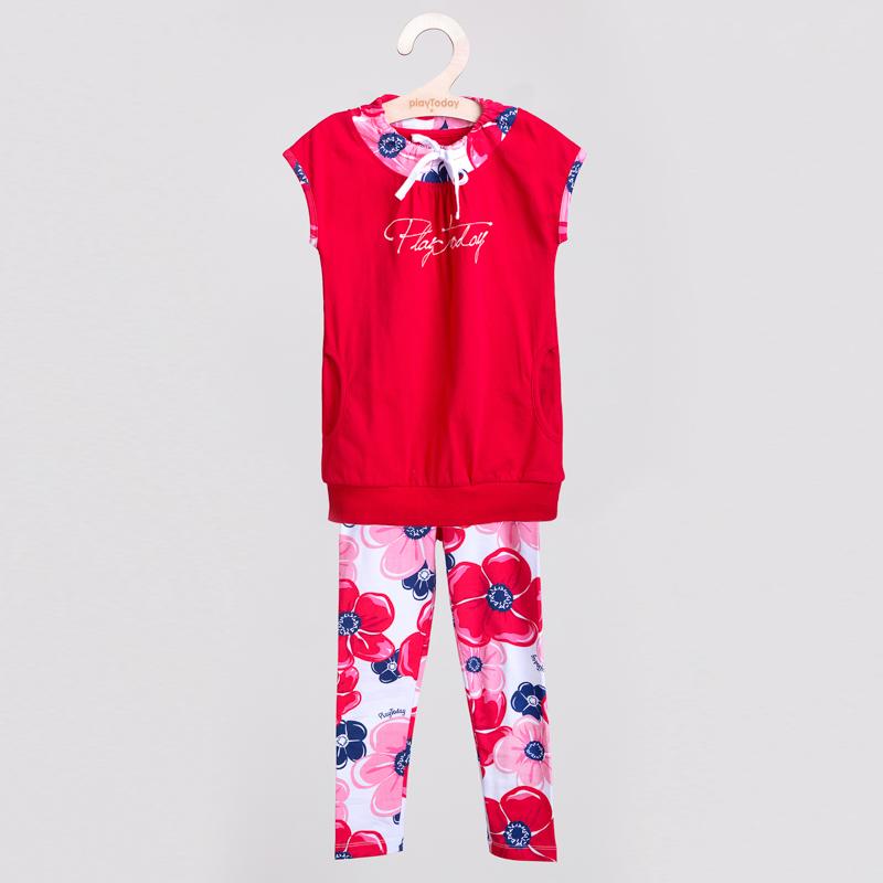 Комплект : туника, брюки (леггинсы) 152067
