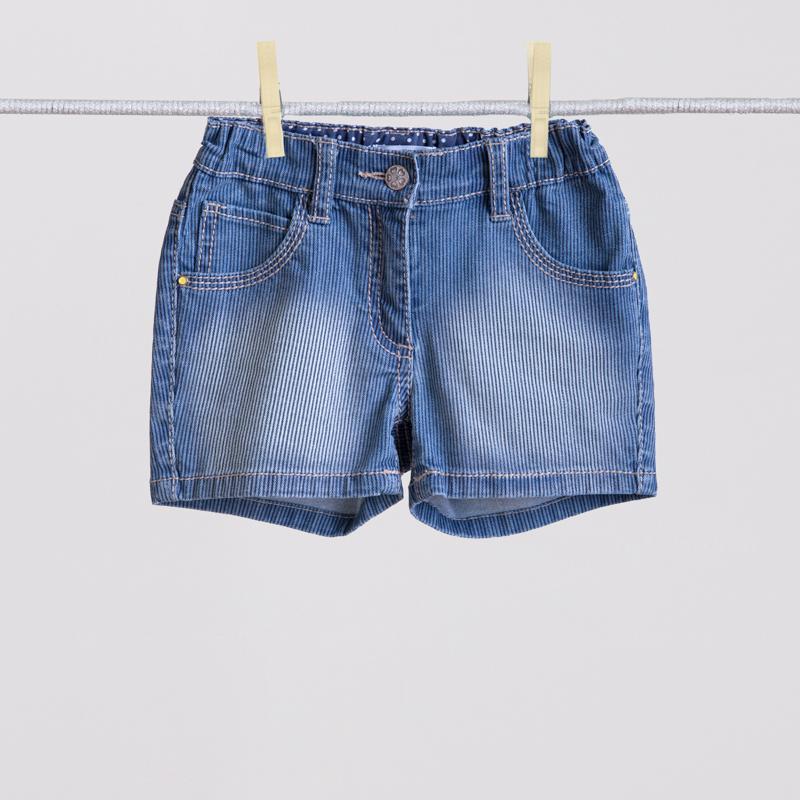Шорты джинсовые 152113