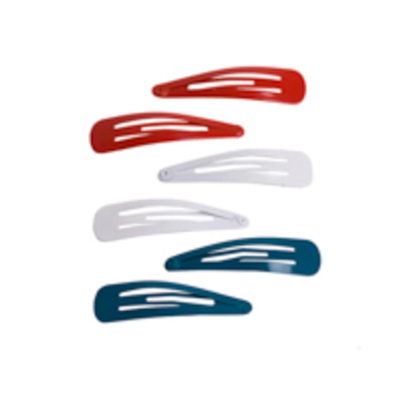 Набор аксессуаров для волос : заколки 6 шт. 152720