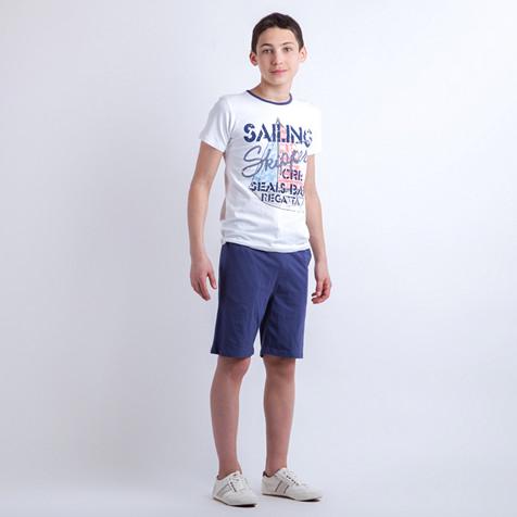 Комплект : футболка, шорты 153036