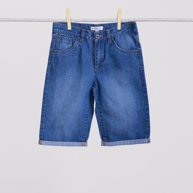 Шорты  джинсовые 153037