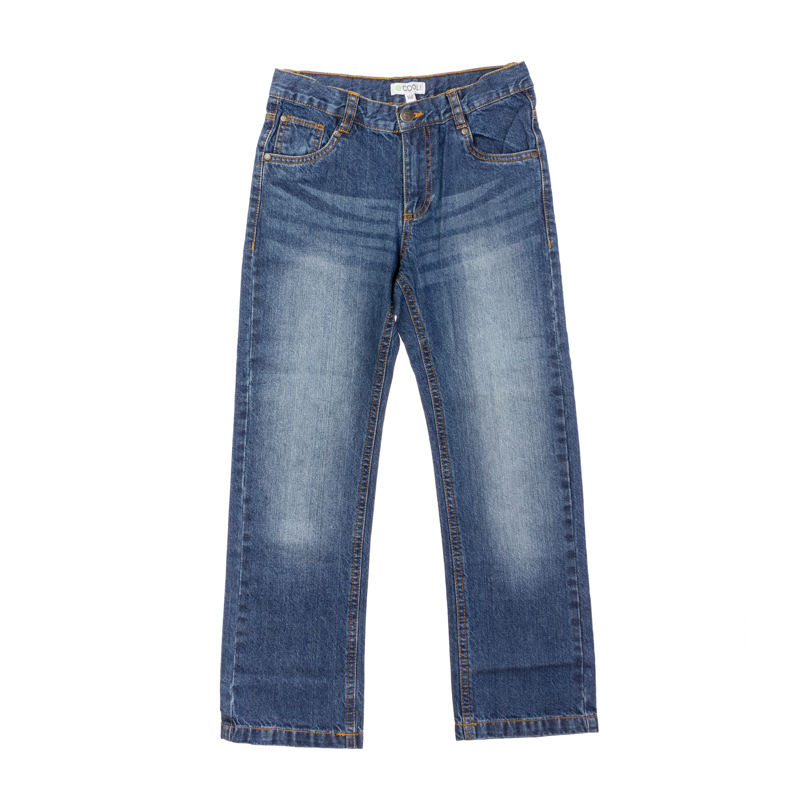 Брюки  джинсовые 153044