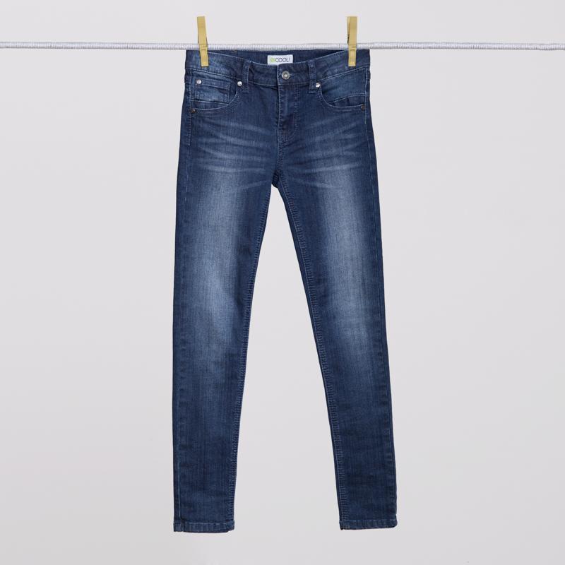 Брюки  джинсовые 154015
