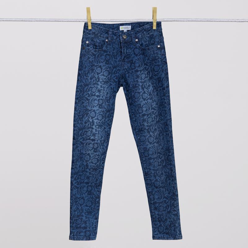 Брюки  джинсовые 154017