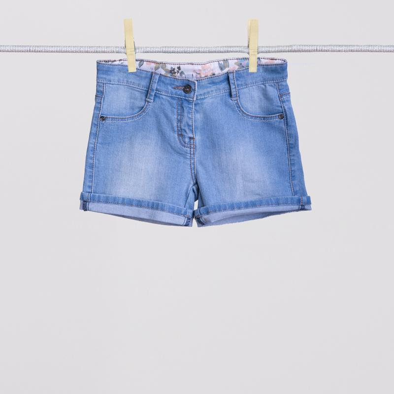 Шорты  джинсовые 154037