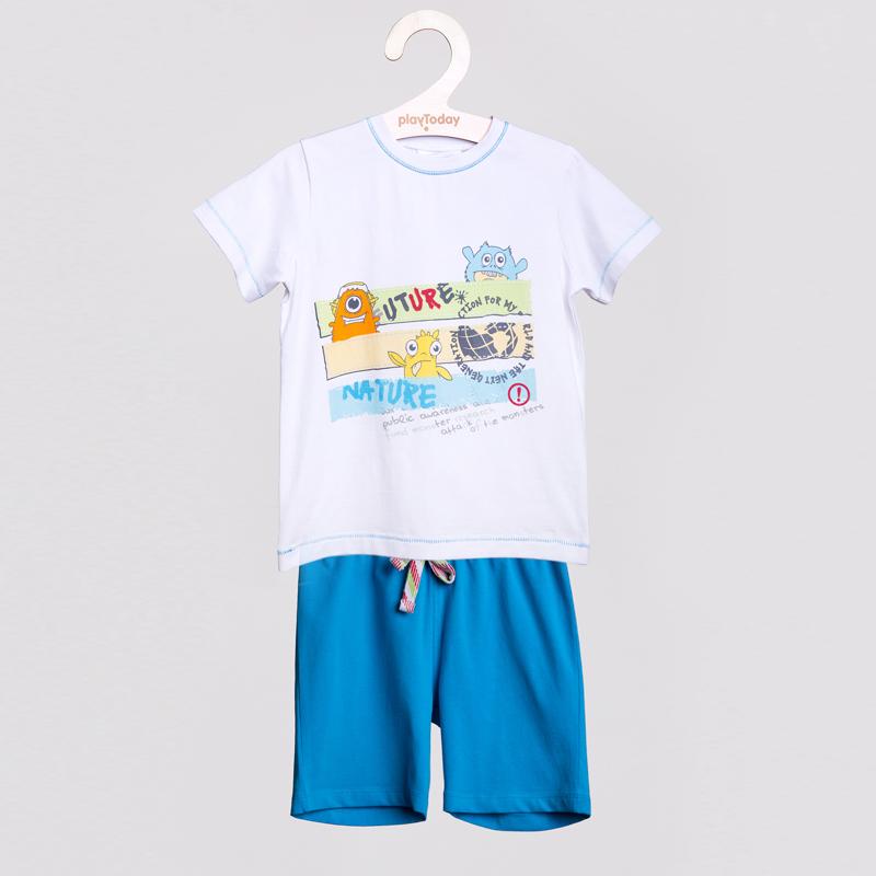 Комплект : футболка, шорты 155009