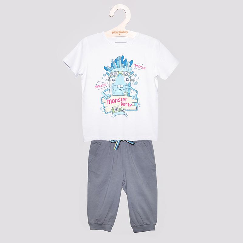 Комплект : футболка, бриджи 155012