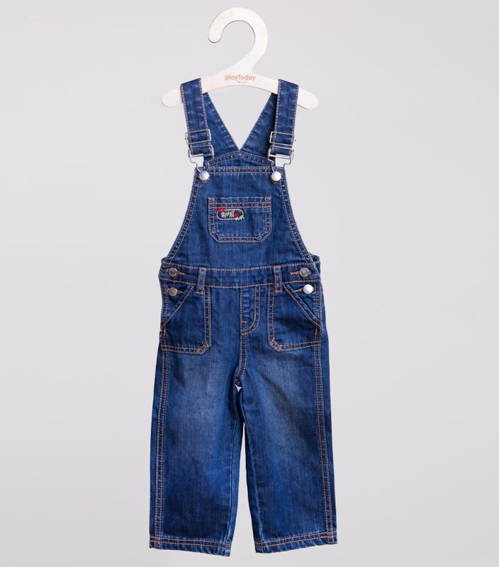 Полукомбинезон джинсовый 157007