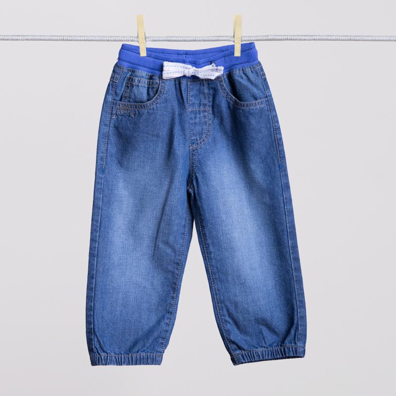 Брюки джинсовые 157037