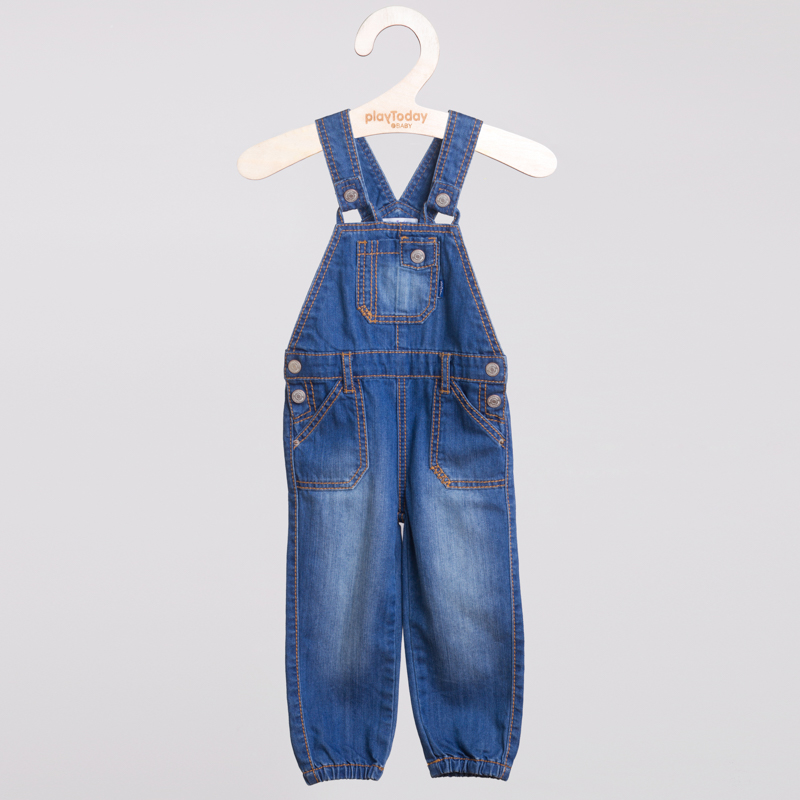 Полукомбинезон джинсовый 157038