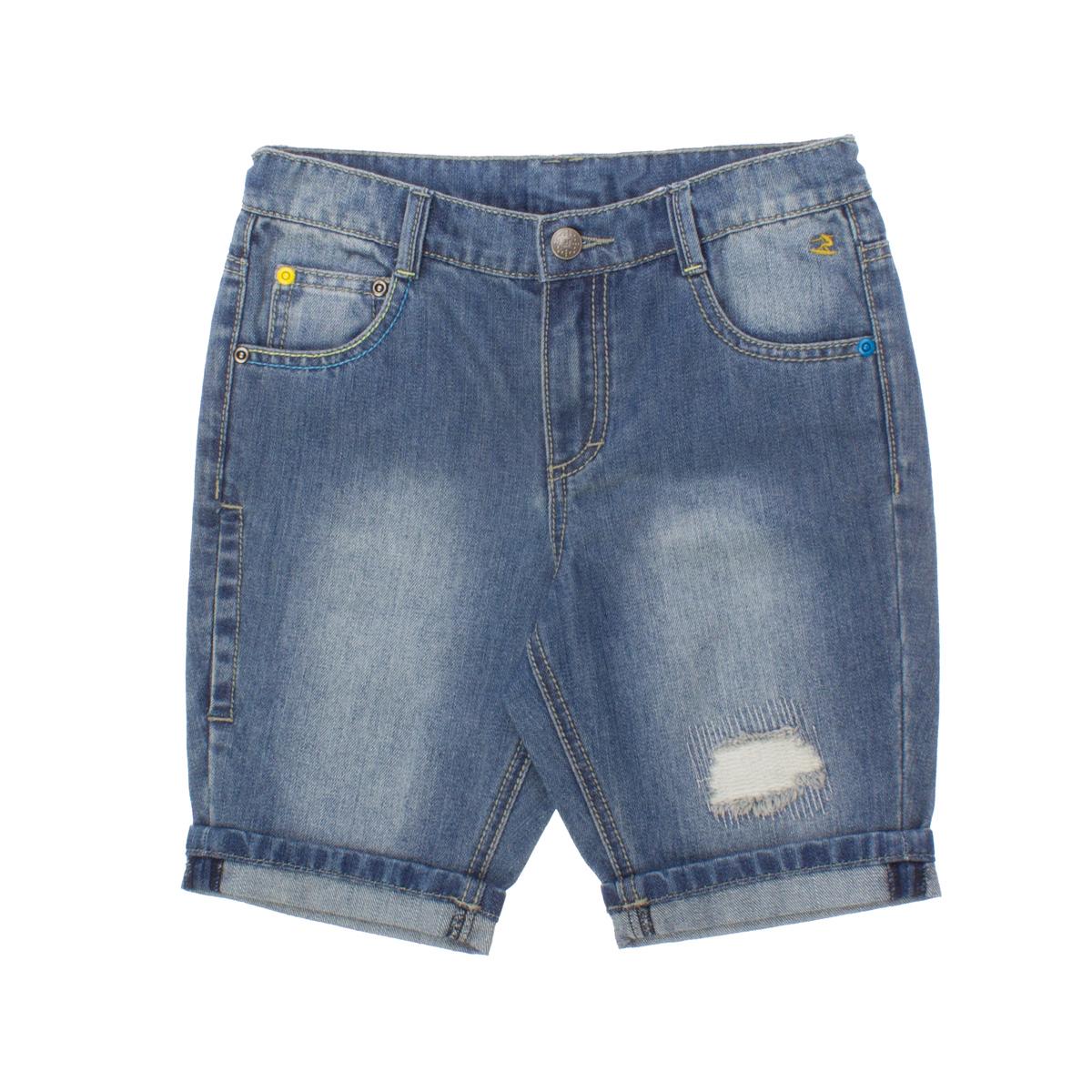 Бриджи  джинсовые 163005