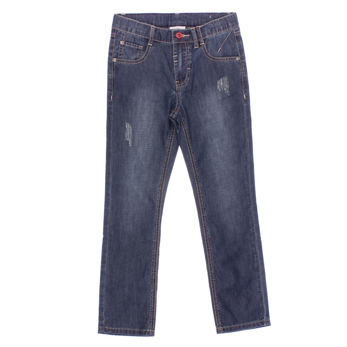 Брюки джинсовые 163055