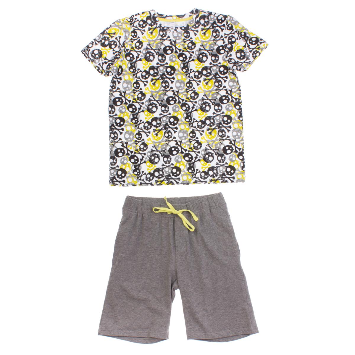 Комплект: футболка, шорты 163101