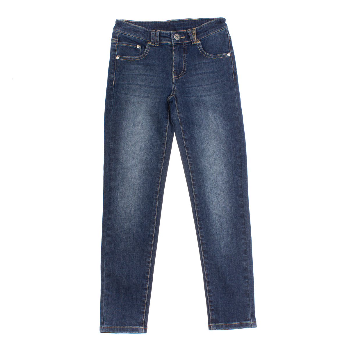 Брюки джинсовые 164007