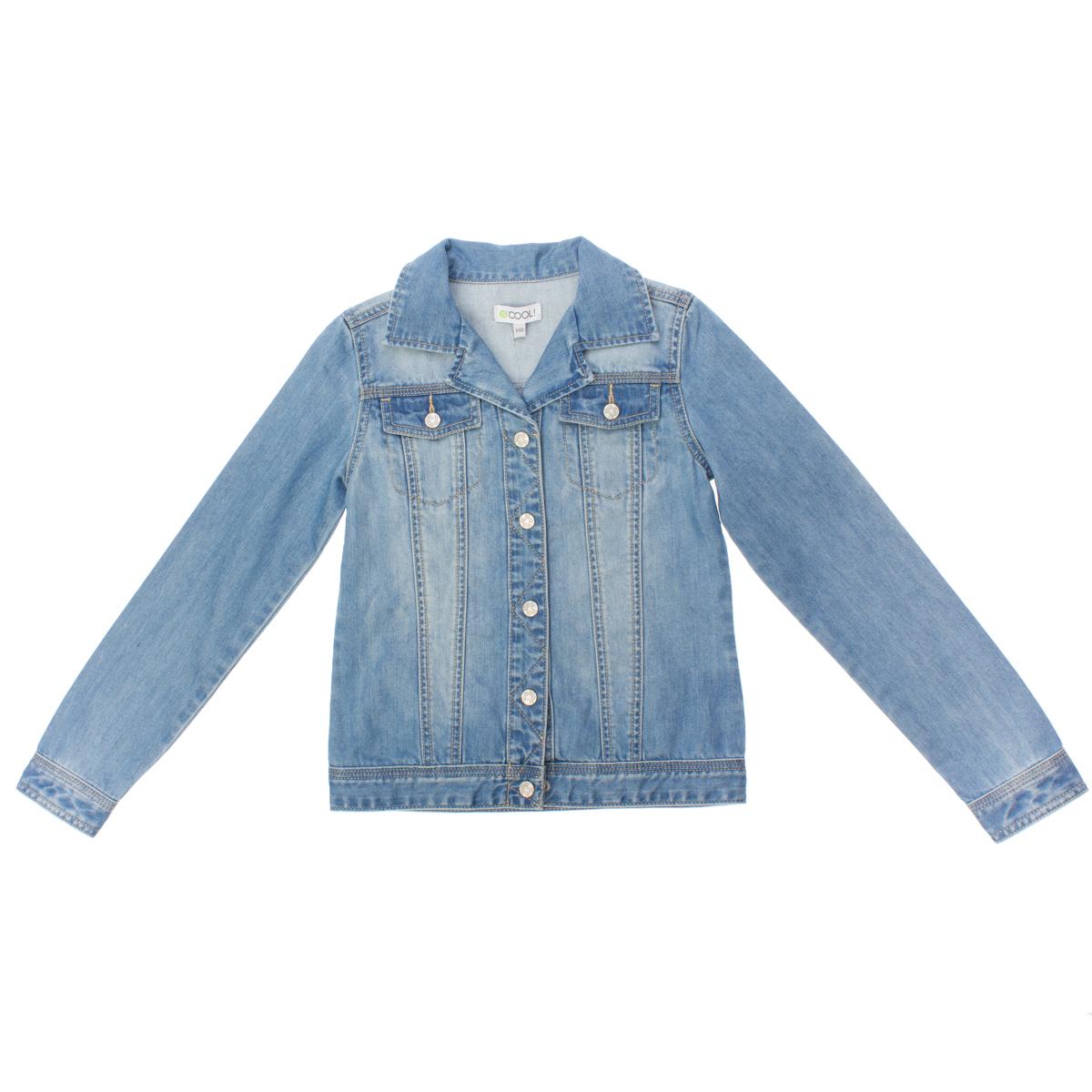 Куртка  джинсовая 164051