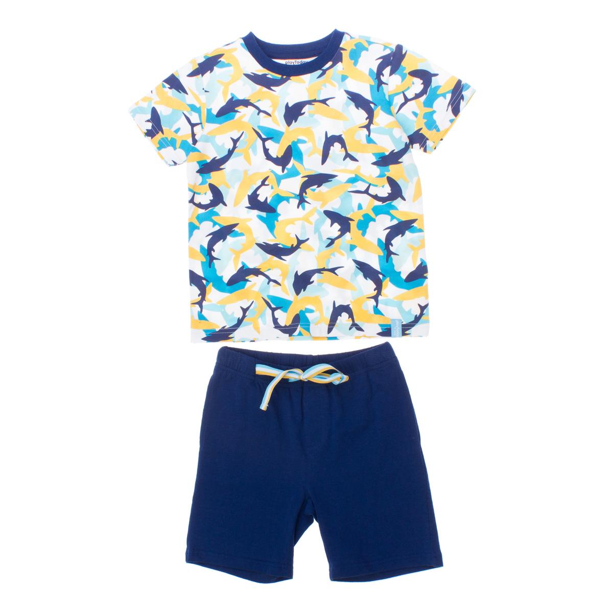 Комплект: футболка, шорты 165004