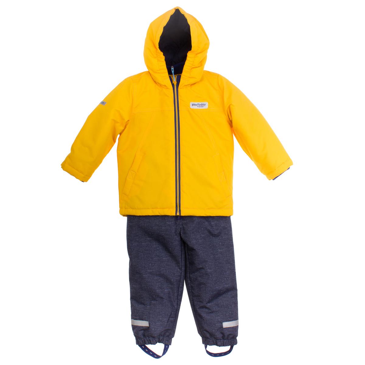 Комплект: куртка, полукомбинезон 167001