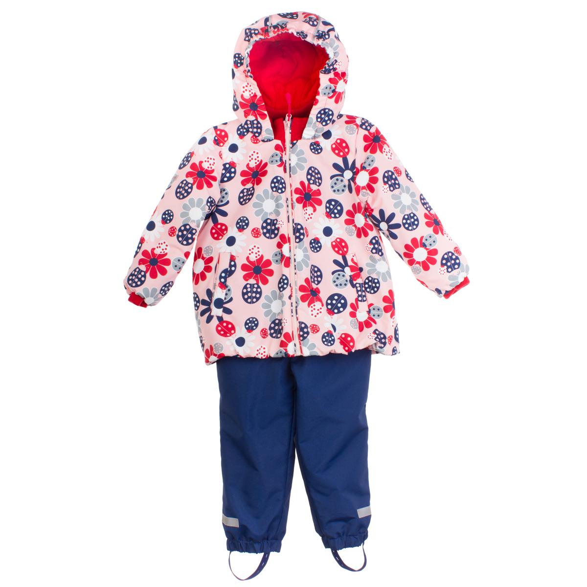 Комплект: куртка, полукомбинезон 168001