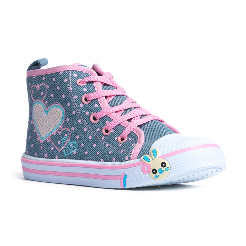 8dc41035f 172234/3421 Голубые ботинки для девочки PlayToday - купить на ...