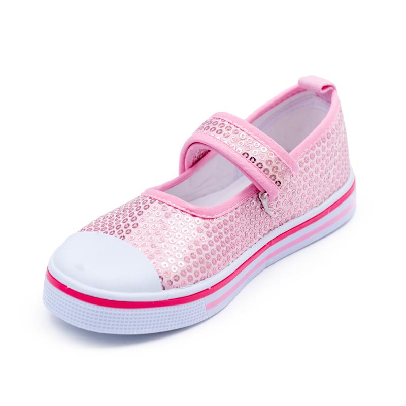 957ca652f 178232 Розовые полуботинки для девочки PlayToday Baby PlayToday Baby ...