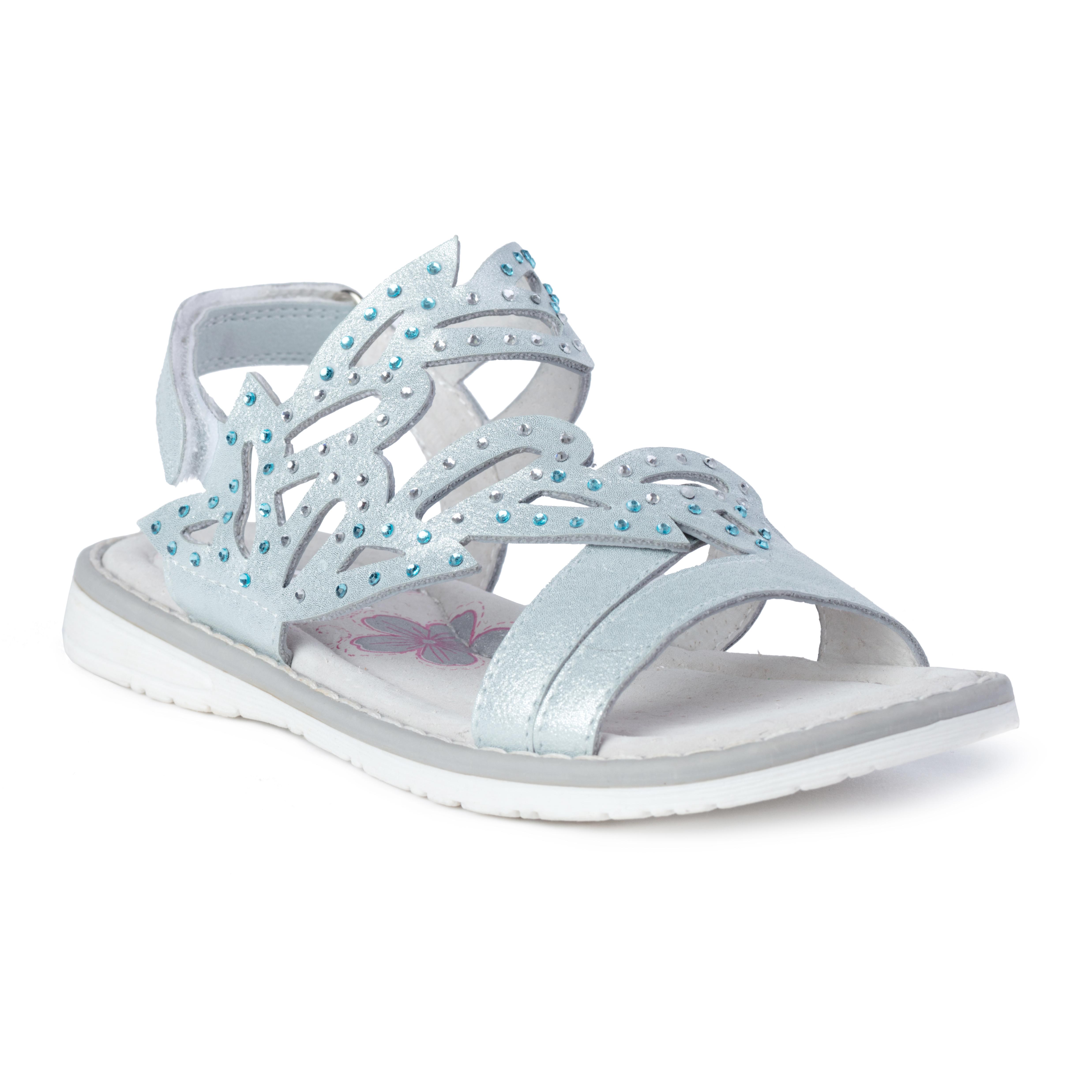 2094e5175 182210 Голубые сандалии для девочки PlayToday PlayToday - купить на ...