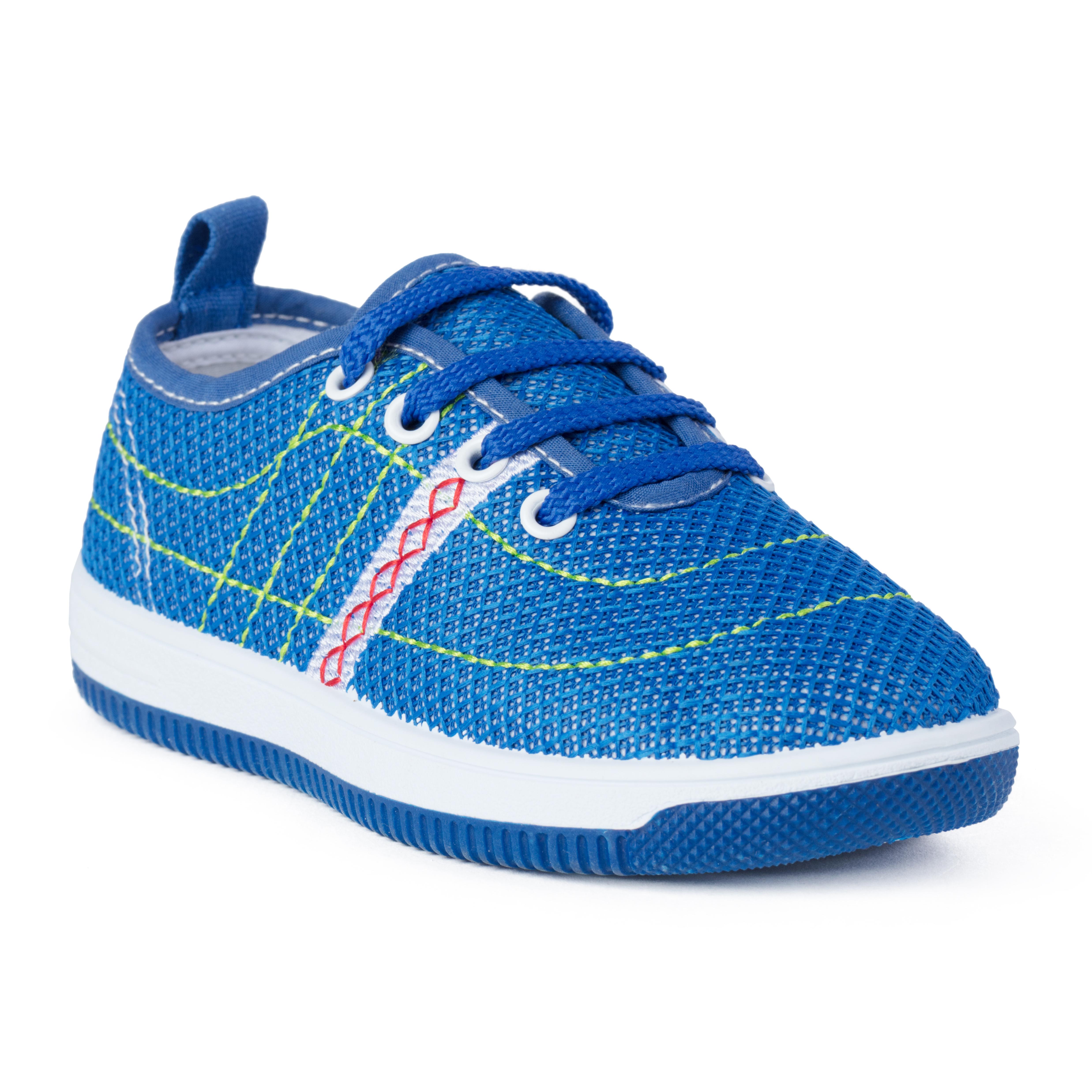 8b34e28a0 182249 Синие полуботинки для девочки PlayToday PlayToday - купить на ...