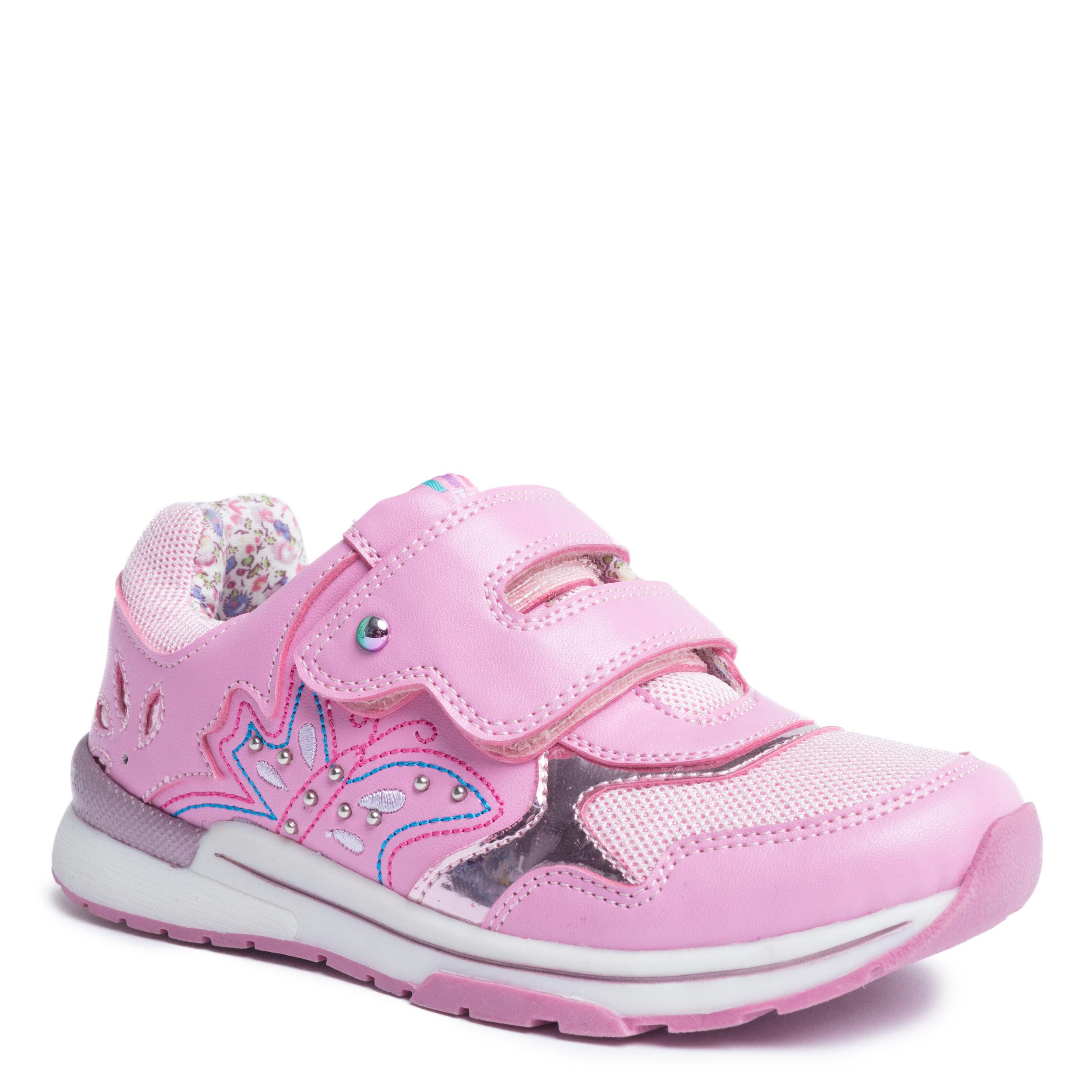 5b673f2ee 182286 Розовые полуботинки для девочки PlayToday - купить на odevaika.ru