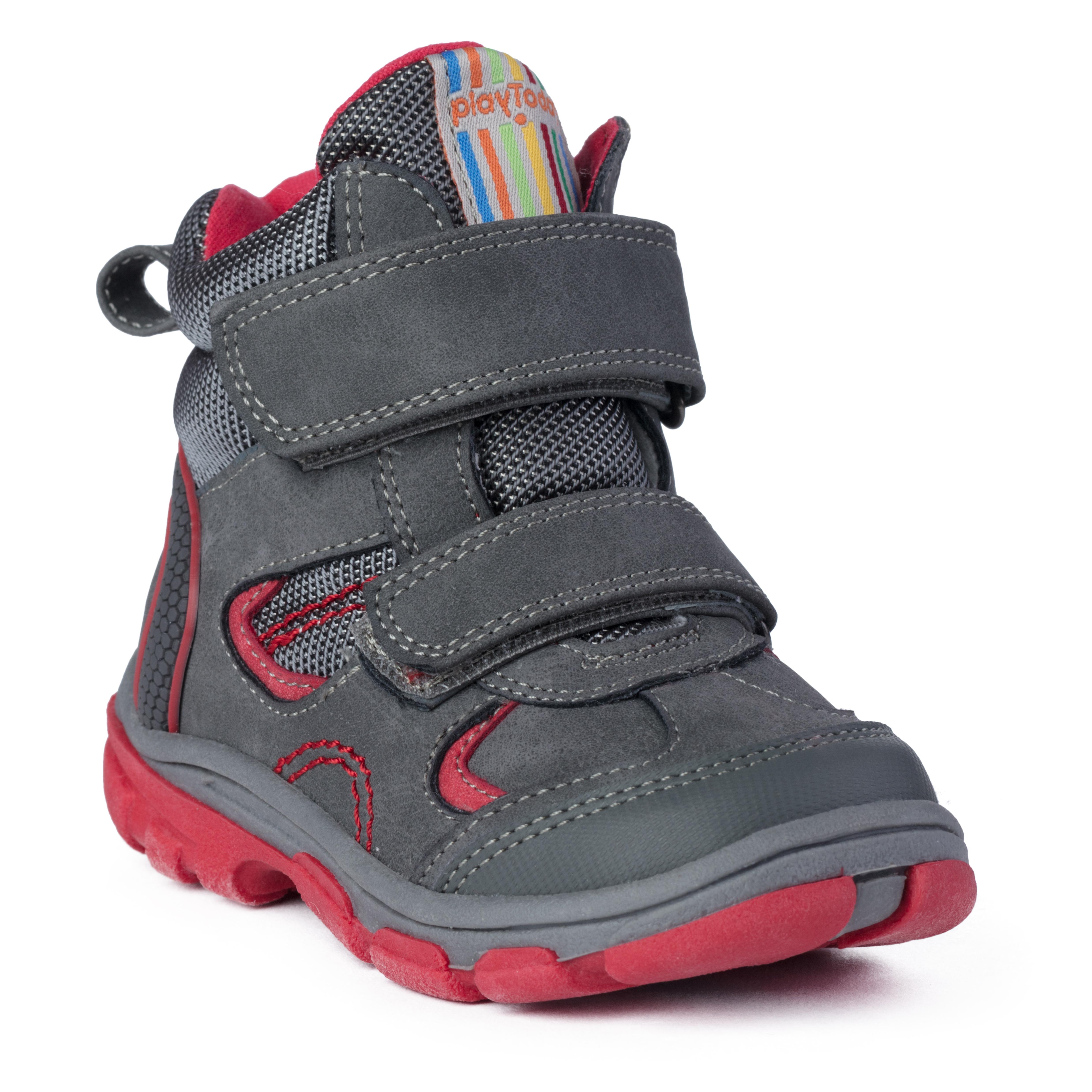 364a26a46 188224 Темно-синие ботинки для девочки PlayToday Baby PlayToday Baby ...