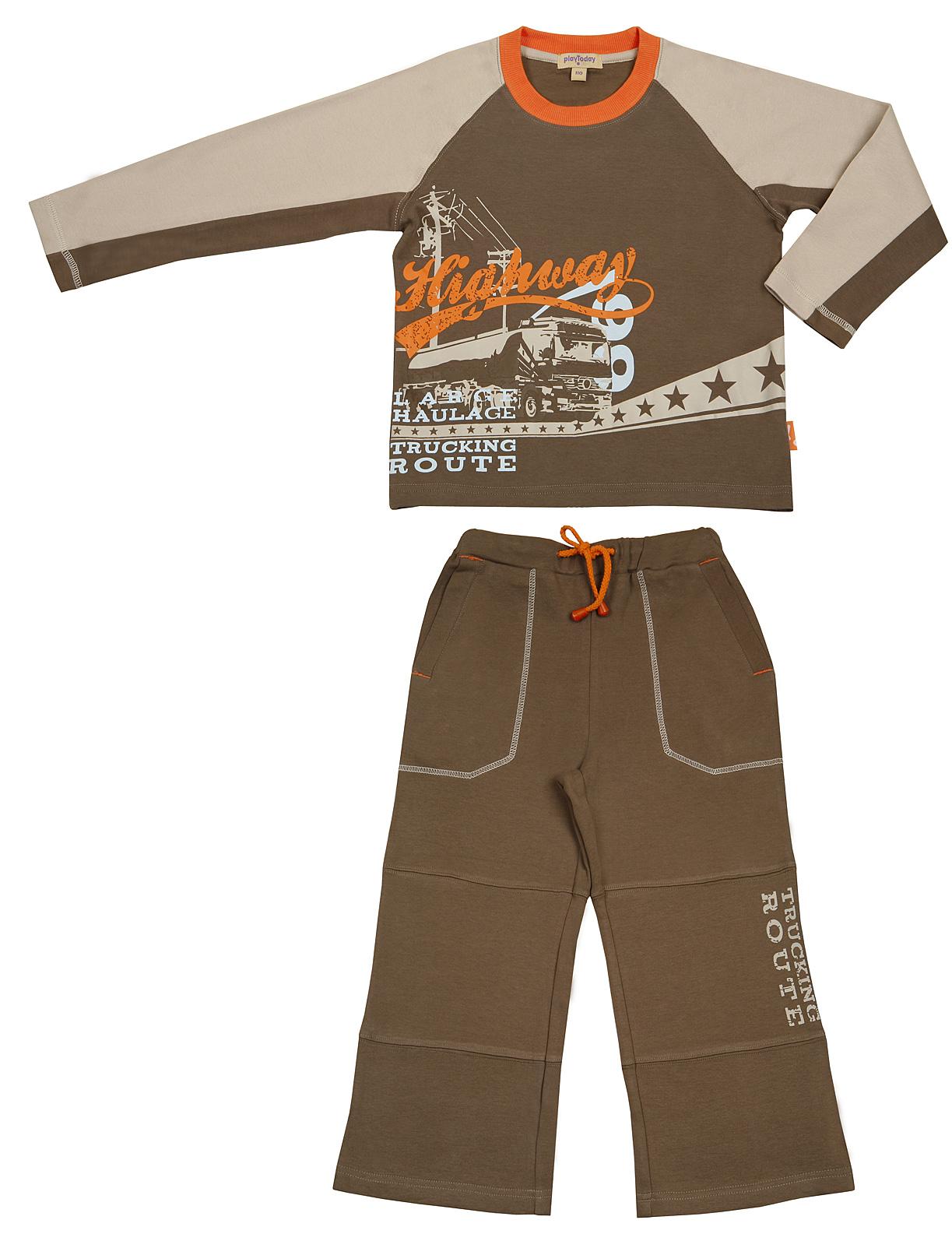 Комплект: футб., брюки для мал. 19117