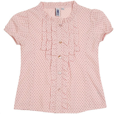 Блузка для дев. 19407
