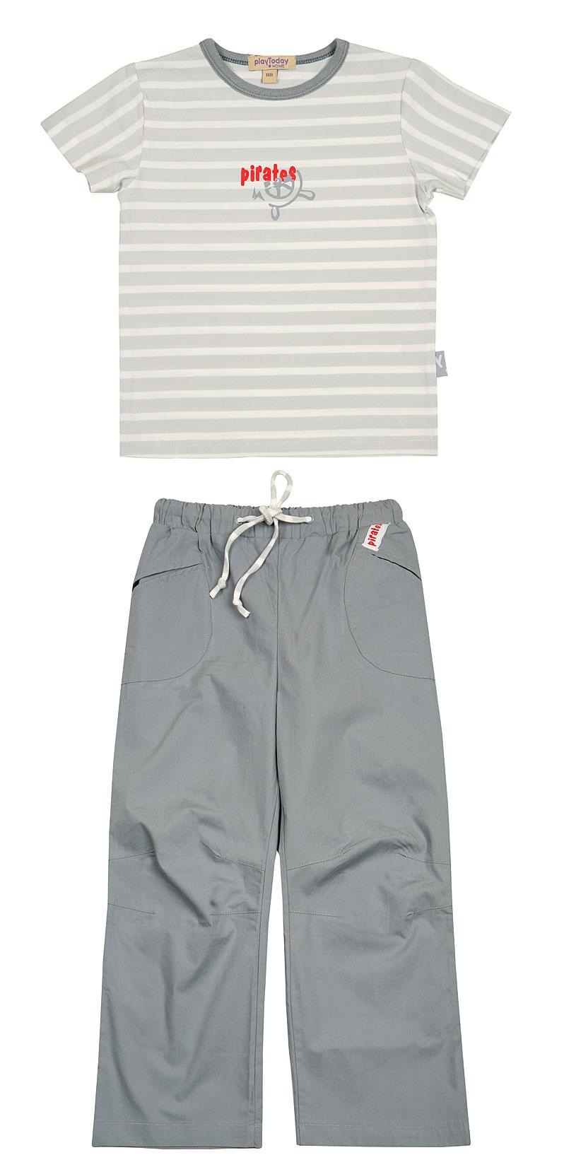 Комплект: футб., брюки для мал. 19506