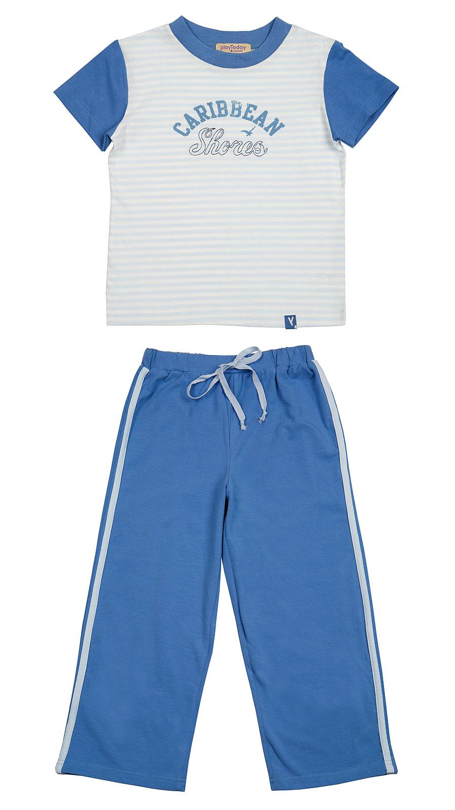 Комплект: футб., брюки для мал. 19517