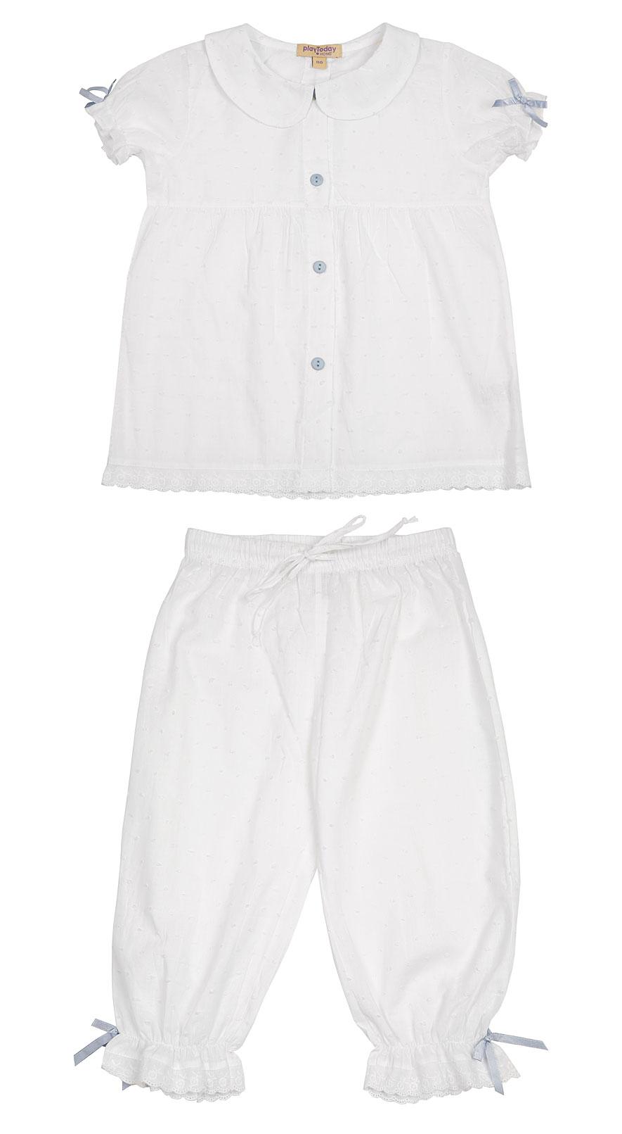 Пижама для дев. 19602