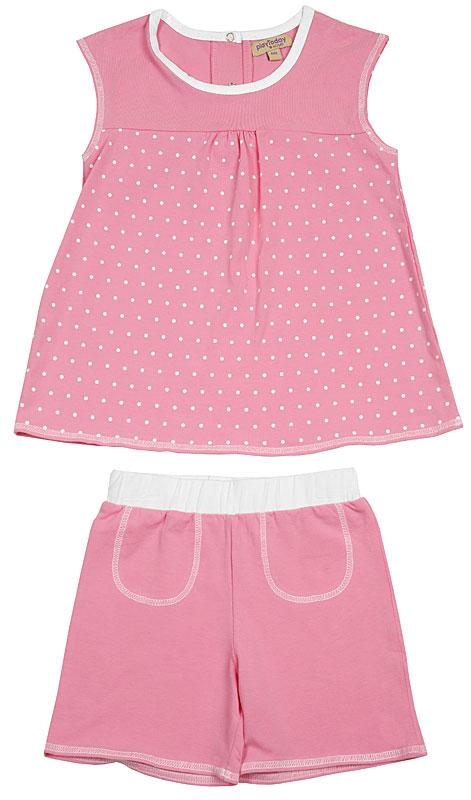 Пижама для дев. 19606