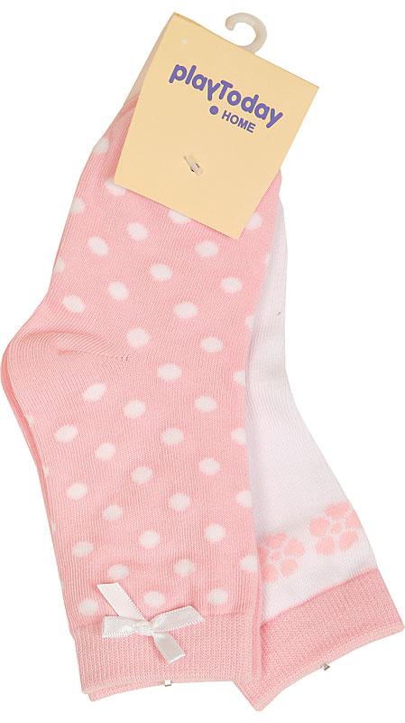 Комплект: носки 2 пары для дев. 19612