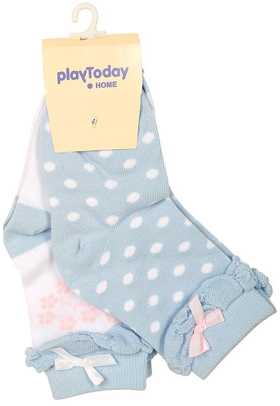 Комплект: носки 2 пары для дев. 19613
