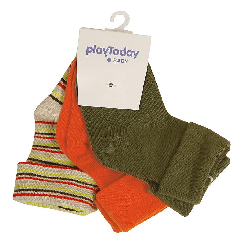 Комплект: носки 3 пары дет. для мал.19712 19712