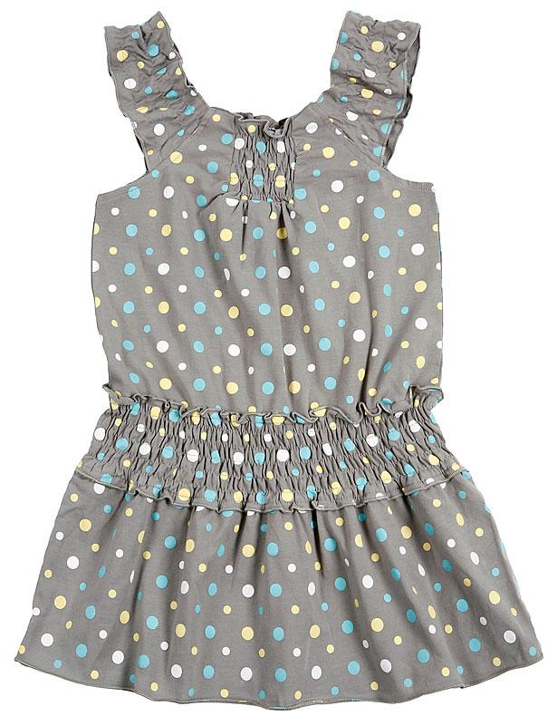 Комплект: платье, леггинсы для дев.202042 202042