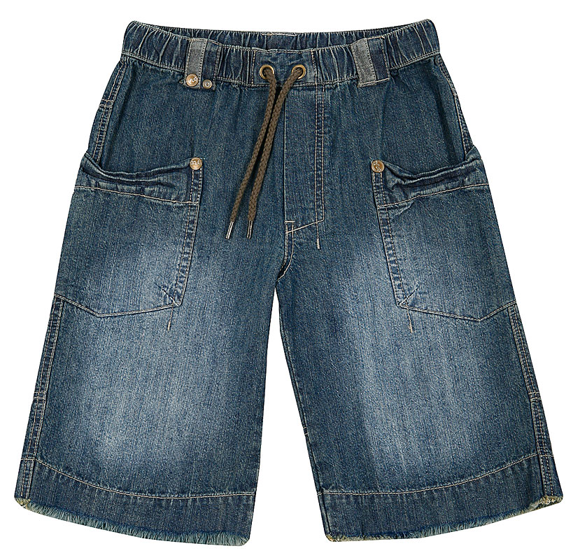 Джинсовые шорты для мал. 20305