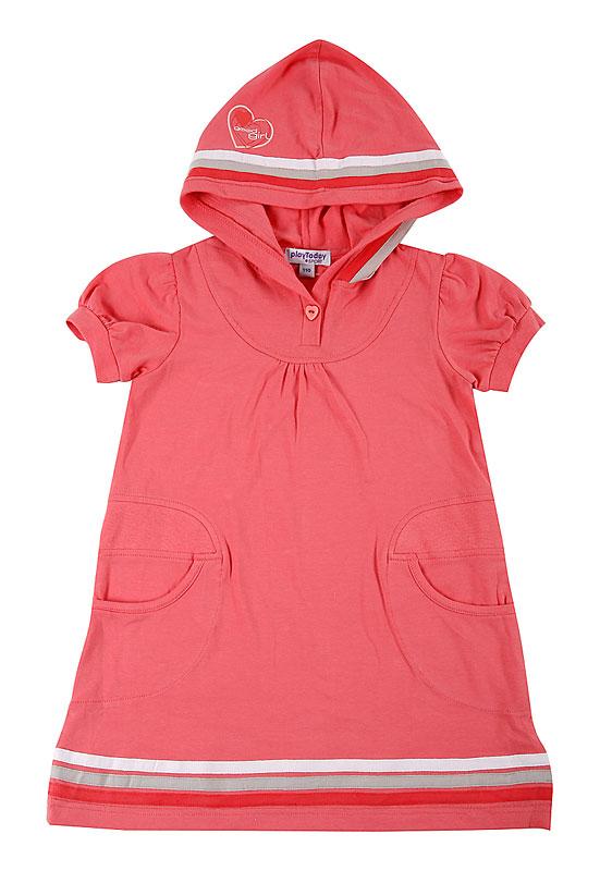 Комплект: платье, леггинсы для дев.20910 20910