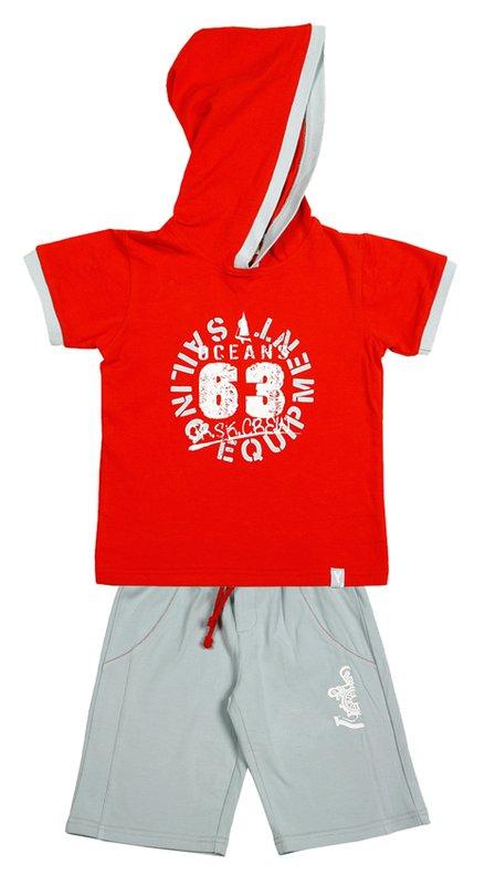 Комплект: футболка, бриджи для мал. 211027