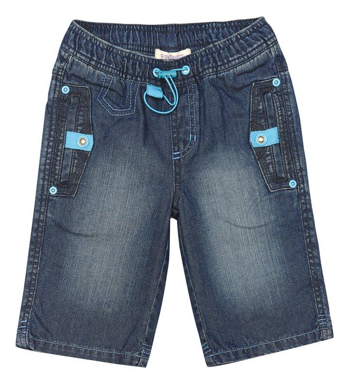 Бриджи джинсовые 231033