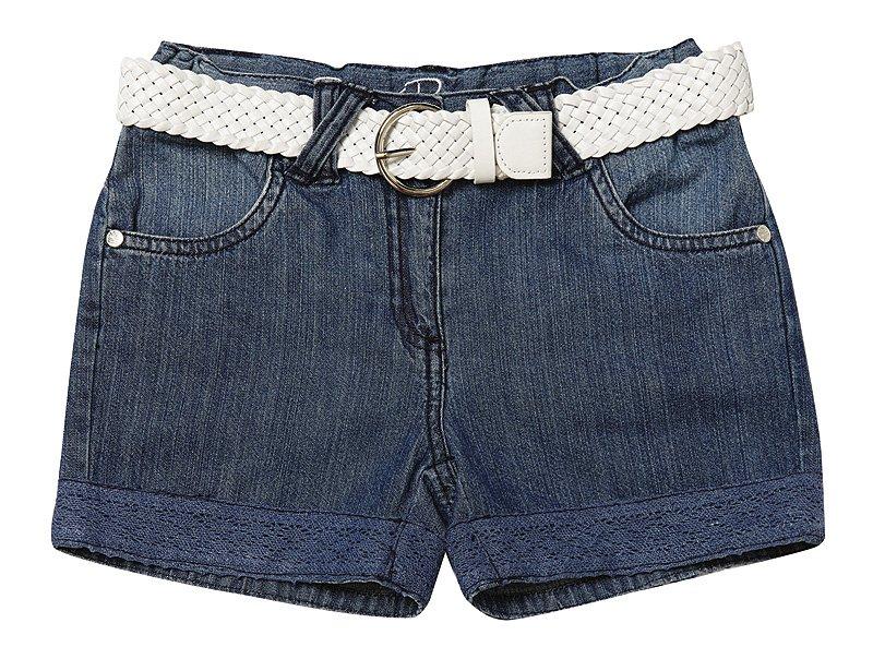 Шорты джинсовые 234021