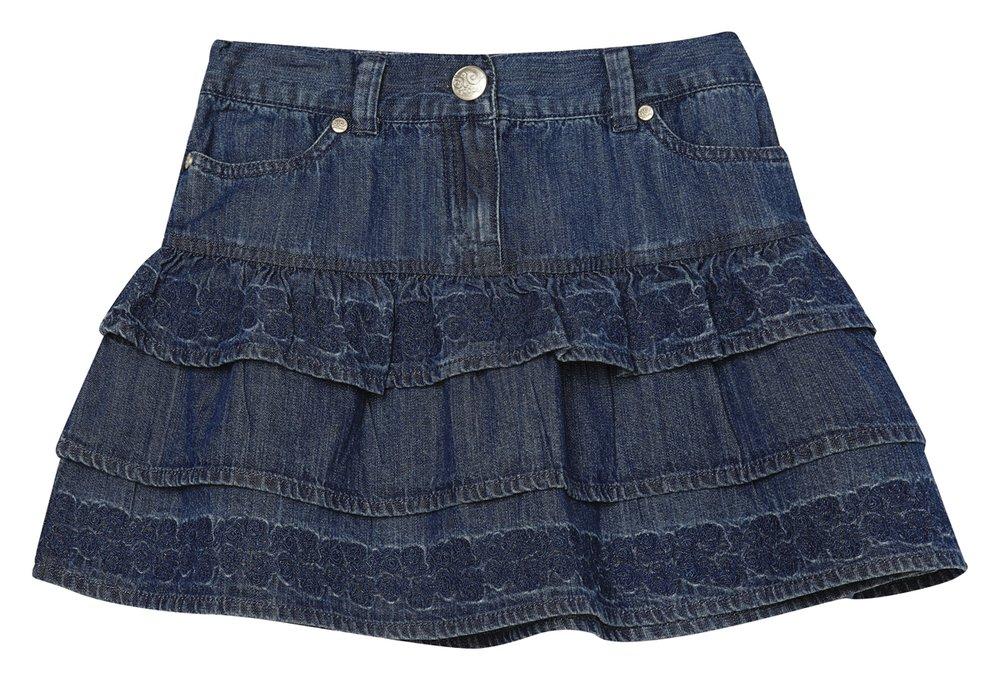 Юбка джинсовая 234022