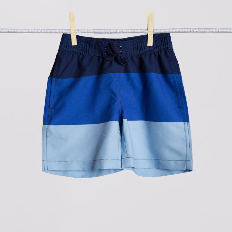 Шорты-плавки текстильные для мальчиков 251012
