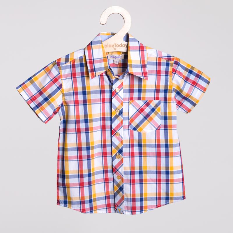 Сорочка текстильная для мальчиков 251025
